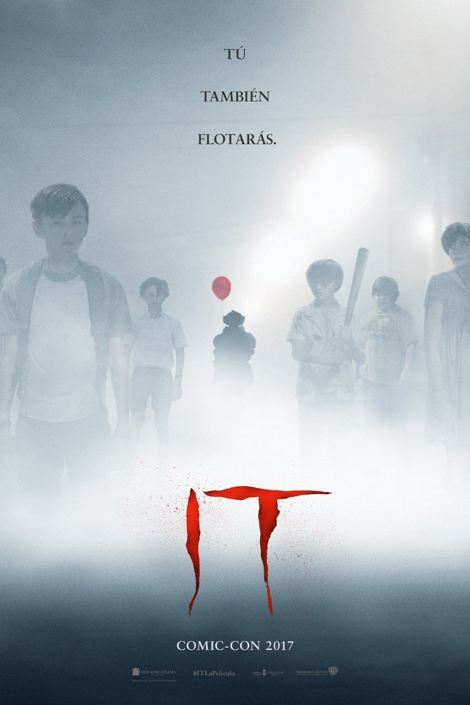 "Pósters de la película ""IT"""