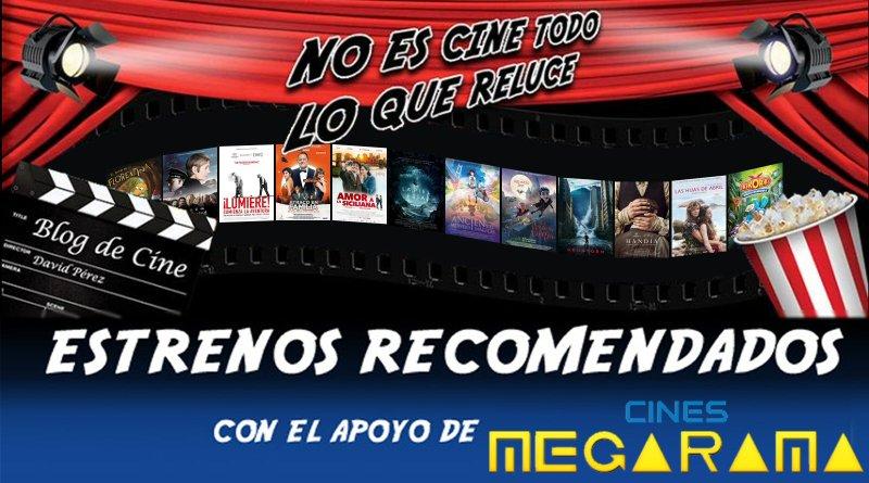 Vídeo avance y recomendaciones de la semana: 20 de octubre de 2017