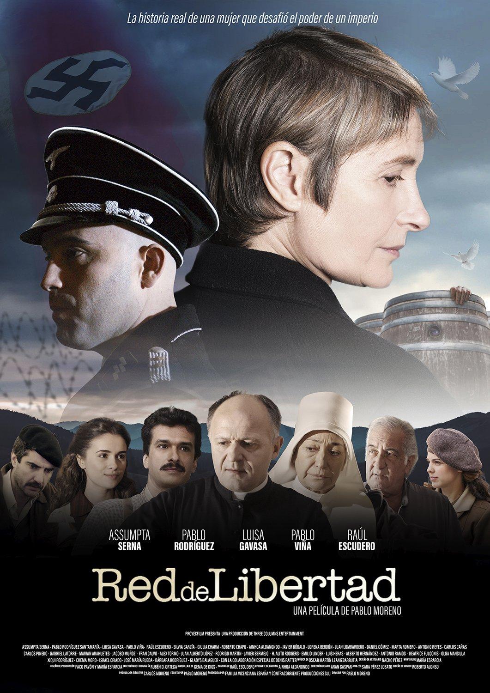 """Pósters de la película """"Red de libertad"""""""