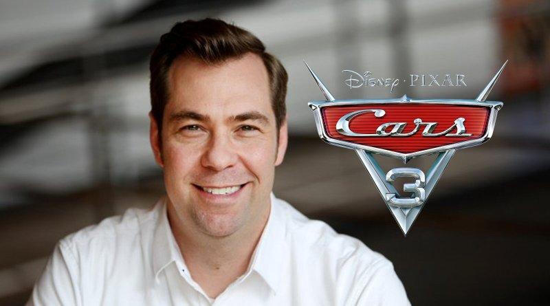 Entrevista a Brian Fee, director y guionista de 'Cars 3'