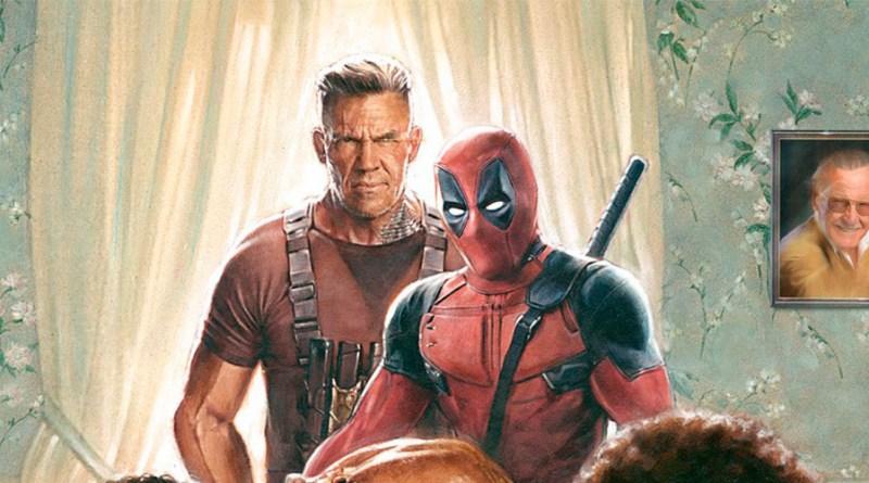 'Deadpool 2': Primer póster del regreso del superhéroe más gamberro