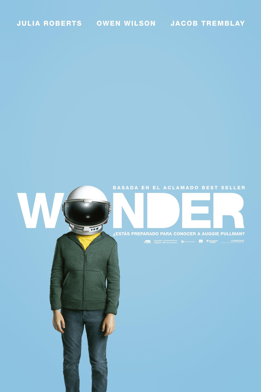 """Pósters de la película """"Wonder"""""""