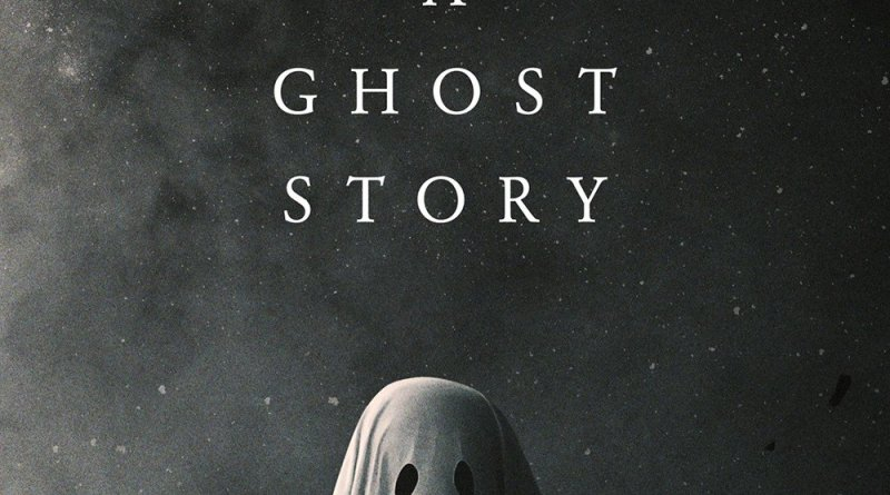 "Pósters de la película ""A Ghost Story"""