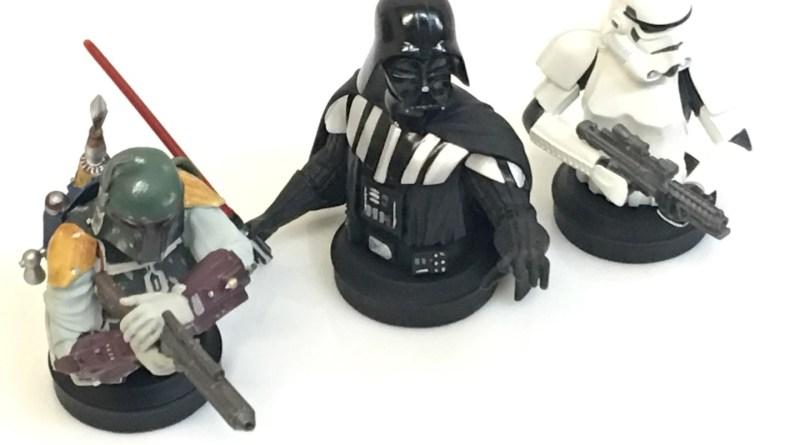 Planeta DeAgostini lanza la colección de bustos de 'Star Wars'
