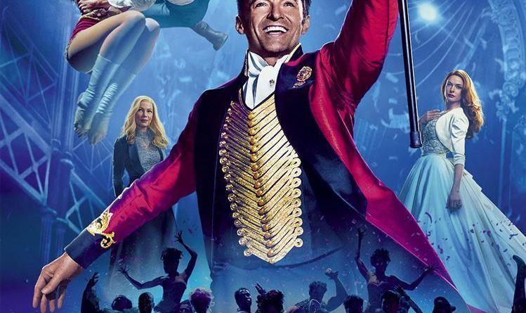 """Pósters de la película """"El gran showman"""""""
