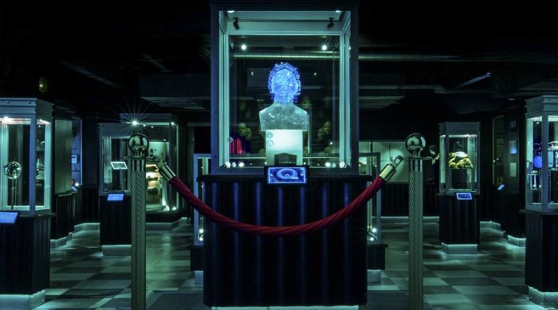"""'Black Mirror': Póster y tráiler de """"Black Museum"""", tercer episodio de la cuarta temporada"""