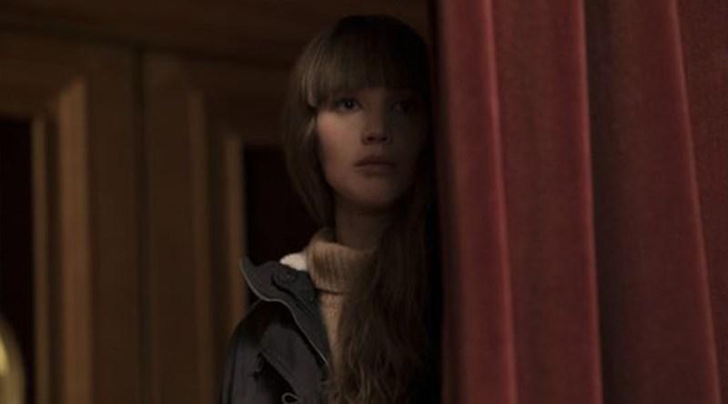 'Gorrión Rojo': Nueva foto de la película con Jennifer Lawrence