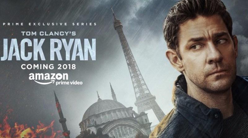 'Jack Ryan': Tráiler de la serie de Amazon con John Krasinski