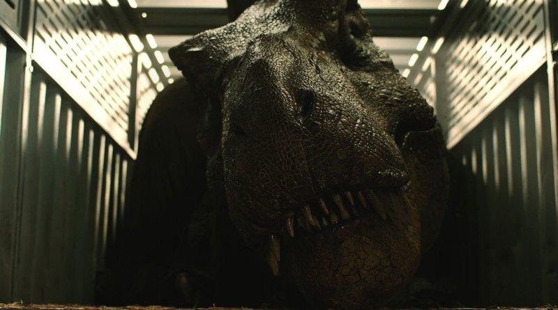'Jurassic World: el reino caído': Primer tráiler de la nueva entrega dirigida por J.A. Bayona