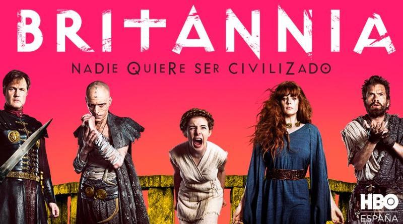 'Britannia': HBO España estrenará el próximo 19 de enero su nueva serie