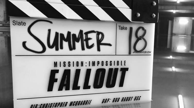 'Mission: Impossible Fallout': Tom Cruise inaugura su Instagram con el título de la nueva 'Misión: Imposible'