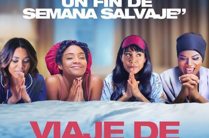 """Pósters de la película """"Viaje De Chicas"""""""