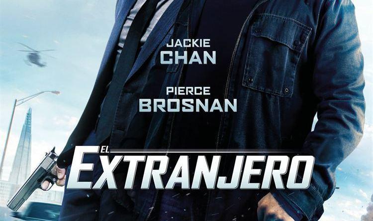 """Pósters de la película """"El Extranjero"""""""