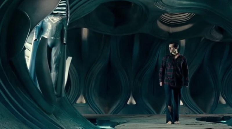 'Liga de la Justicia': Desvelado el nuevo traje de Superman en una escena eliminada