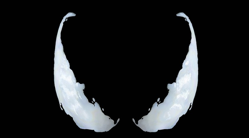 'Venom': Teaser póster a la espera del inminente tráiler