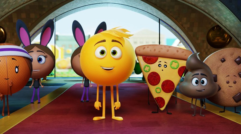 """Palmarés de los Razzies 2018, donde 'Emoji: La Película' se """"consagra"""""""