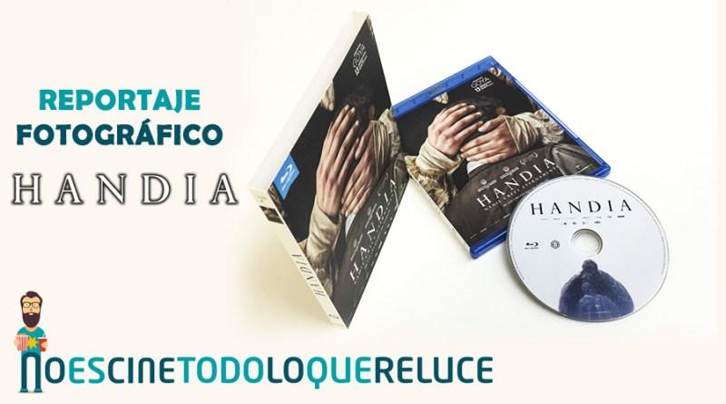'Handia': Reportaje fotográfico y análisis de la edición Blu-ray