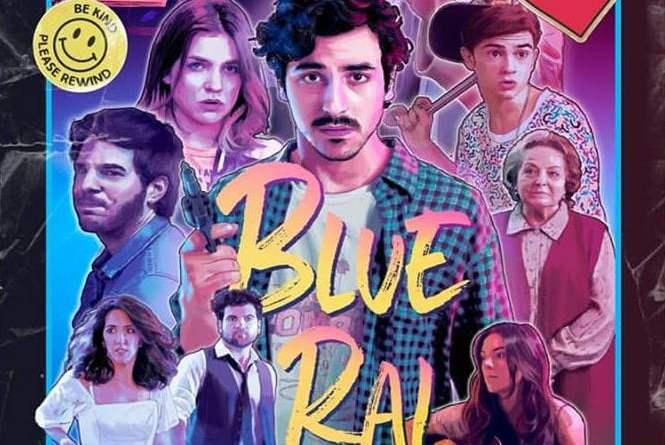 """Pósters de la película """"Blue Rai"""""""