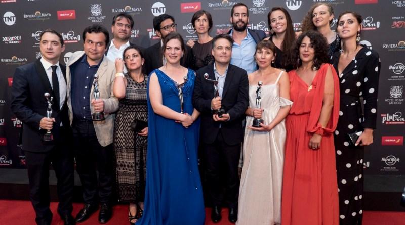 'Una mujer fantástica' triunfa en los Premios PLATINO