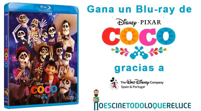 Sorteo 'Coco': Tenemos para vosotros 3 copias de la película