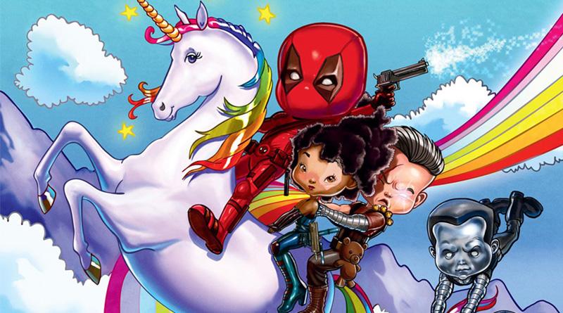 'Deadpool 2': Divertido póster para los cines IMAX