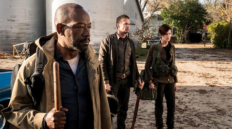 'Fear The Walking Dead': El lunes AMC estrena la cuarta temporada