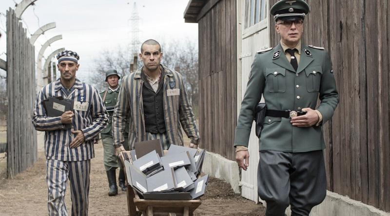 El fotógrafo de Mauthausen