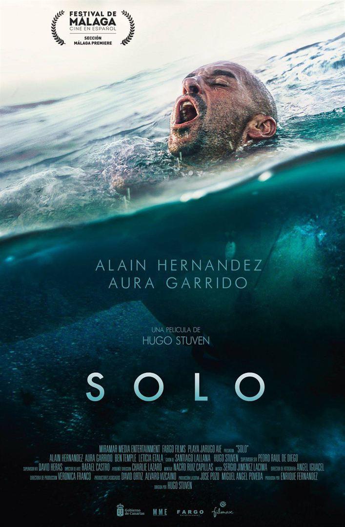 'Solo': La nueva película de Hugo Stuven se estrenará en julio
