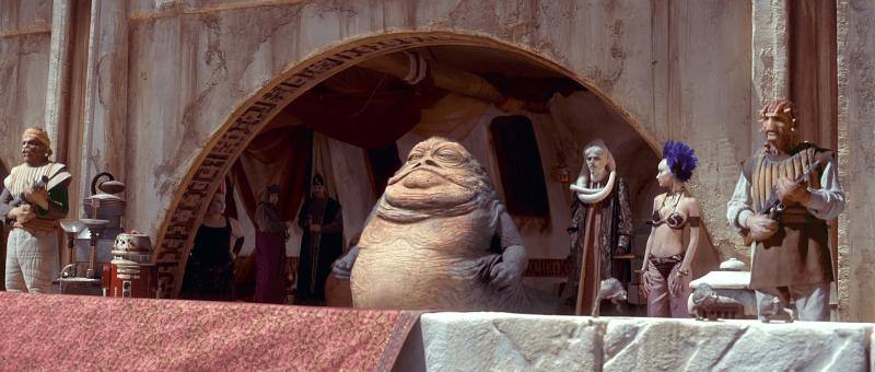 Jabba Tatooine