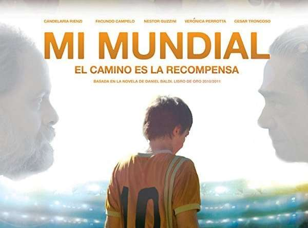 """Pósters de la película """"Mi Mundial"""""""