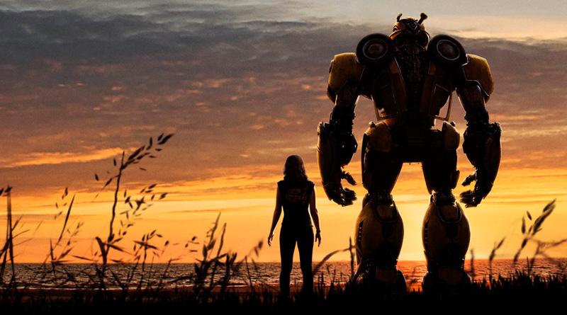 'Bumblebee': Primer póster del spin-off de 'Transformers'
