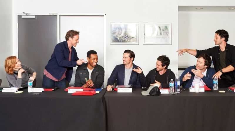 'It: Chapter 2': Primera foto del Club de los Perdedores en sus versión adulta