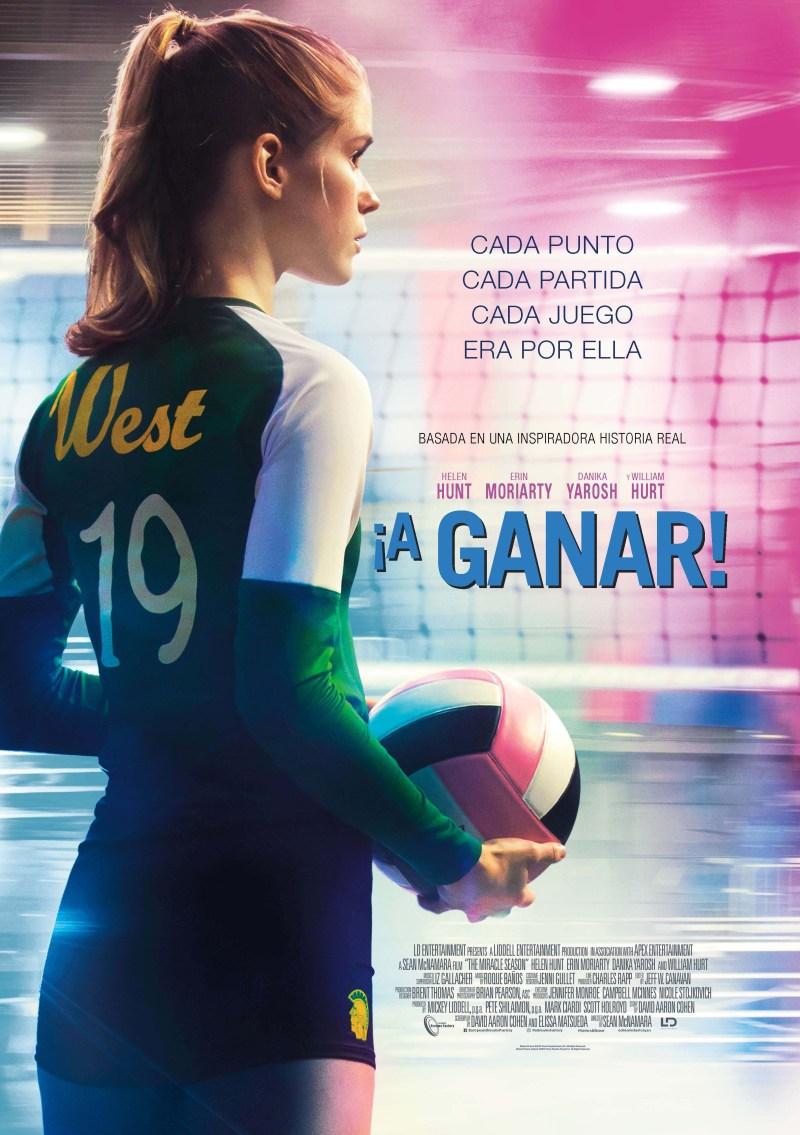 '¡A ganar!': Teaser tráiler y póster español