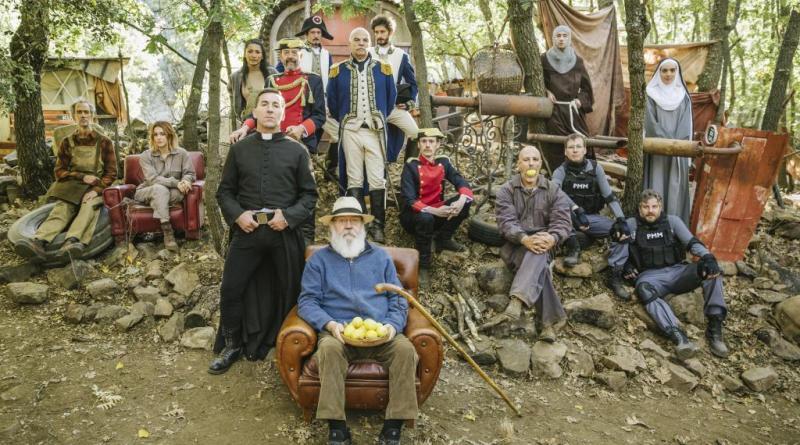 'Tiempo después': Teaser tráiler de la nueva película de José Luis Cuerda