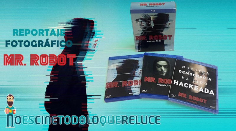 Mr. Robot: Temporadas_1.0-3.0