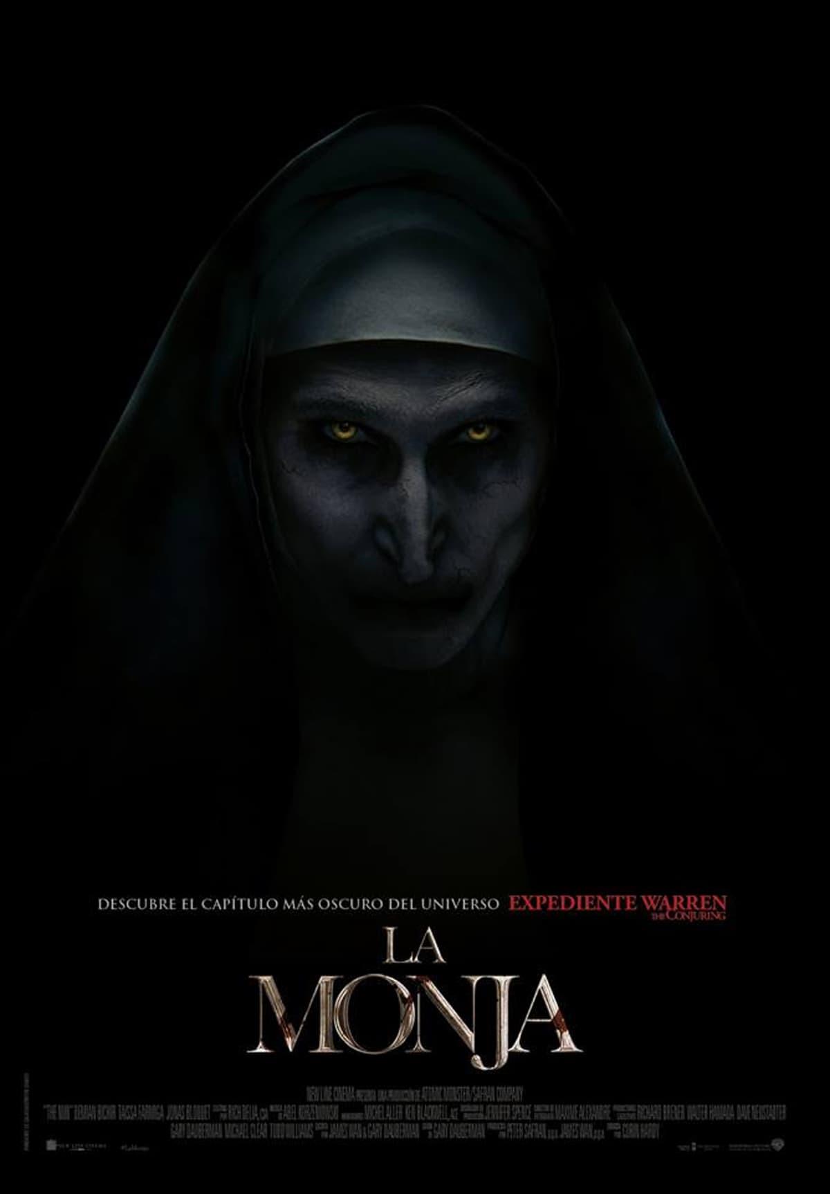 "Pósters de la película ""La Monja"""