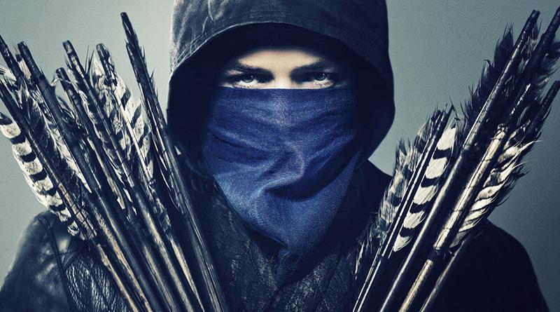 Es un Ninja, es Águila Roja, no... Es 'Robin Hood'