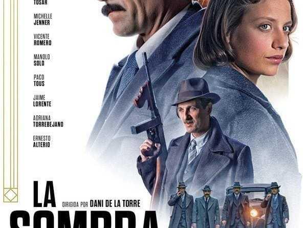"""Pósters de la película """"La sombra de la ley"""""""