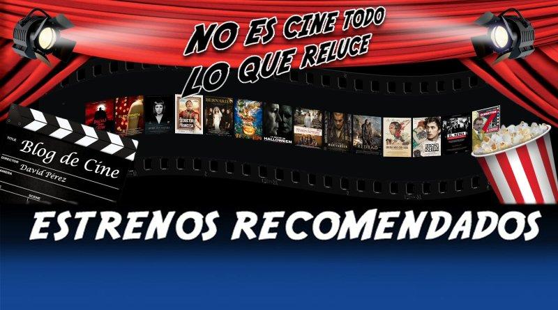 Vídeo avance y recomendación de la semana: 26 de octubre de 2018