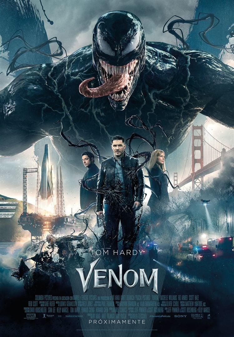 """Pósters de la película """"Venom"""""""