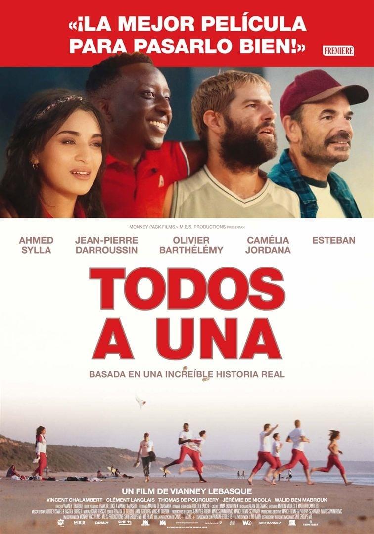 """Pósters de la película """"Todos a una"""""""
