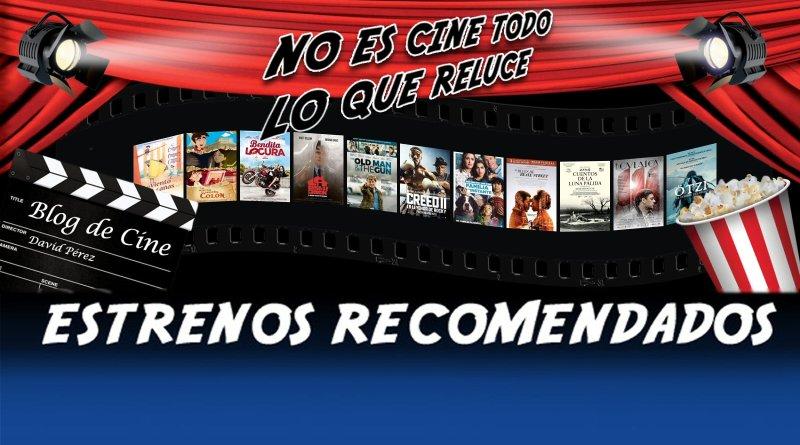 Vídeo avance y recomendación de la semana: 25 de enero de 2019