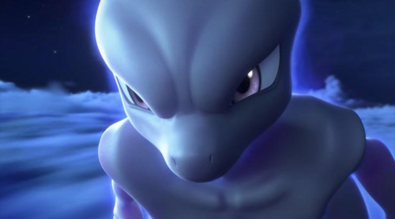 Pokémon The Movie: Mewtwo Strikes Back Evolution
