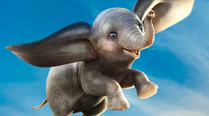 'Dumbo': Nuevo póster japonés del remake en acción real