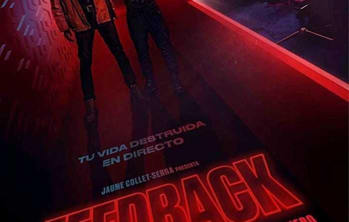 """Pósters de la película """"Feedback"""""""