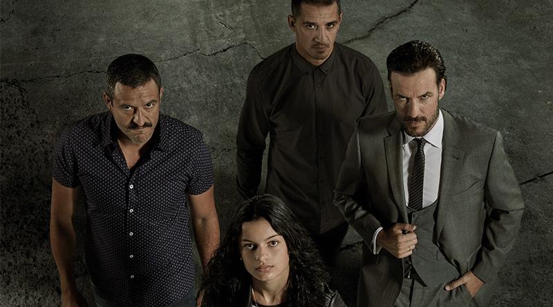 'Gigantes': Tráiler de la temporada final de la serie de Enrique Urbizu