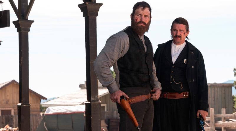 'Sin piedad': Primeras imágenes del western con Chris Pratt y Ethan Hawke