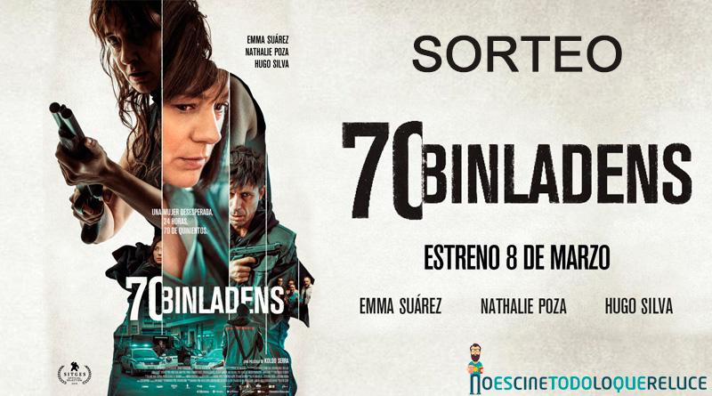 Sorteo '70 Binladens': Tenemos entradas dobles de cine y carteles firmados