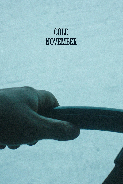 """Pósters de la película """"Cold November"""""""