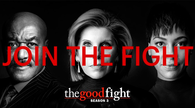 'The Good Fight': Diane, Maia, Lucca y el resto de la firma de abogados regresan en la tercera temporada